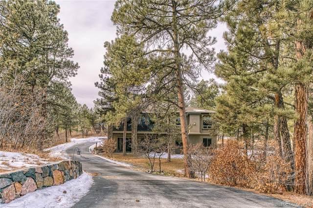 570 Independence Drive, Larkspur, CO 80118 (MLS #4392637) :: 8z Real Estate