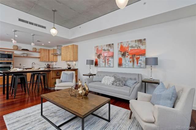 1620 Little Raven Street #108, Denver, CO 80202 (#4392904) :: Berkshire Hathaway Elevated Living Real Estate