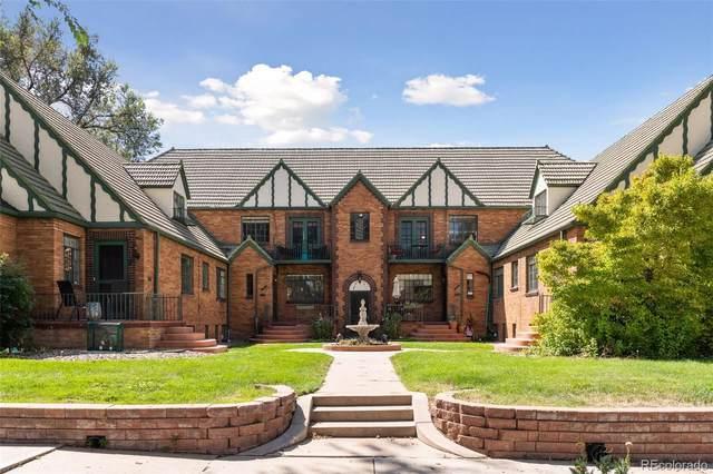 1405 Dexter Street, Denver, CO 80220 (MLS #4393198) :: Bliss Realty Group