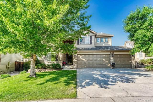 10250 Topaz Circle, Parker, CO 80134 (#4393349) :: The DeGrood Team