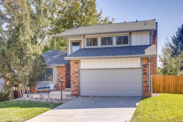 10910 E Maplewood Drive, Englewood, CO 80111 (#4393568) :: The Griffith Home Team