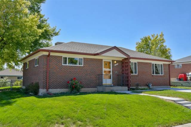 328 E 109th Place, Northglenn, CO 80233 (MLS #4394210) :: 8z Real Estate