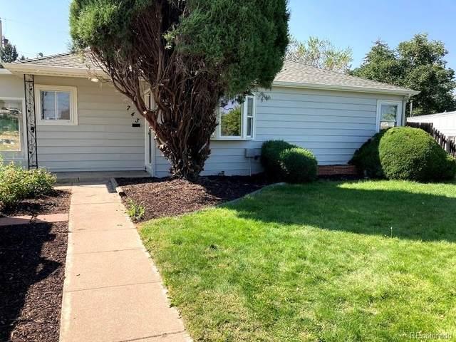 743 S Quivas Street, Denver, CO 80223 (#4394319) :: Symbio Denver