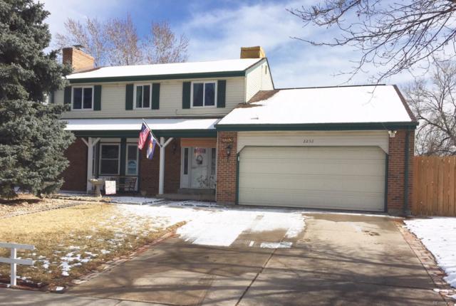 2252 S Dearborn Street, Aurora, CO 80014 (MLS #4394372) :: 8z Real Estate