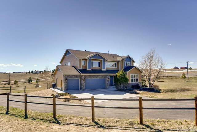 2330 Westout Avenue, Parker, CO 80138 (#4394381) :: Bring Home Denver with Keller Williams Downtown Realty LLC