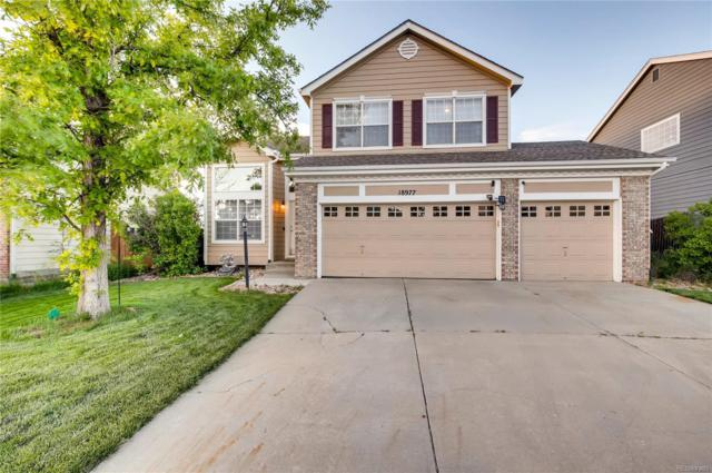 18977 E Crestridge Circle, Aurora, CO 80015 (#4394674) :: The Heyl Group at Keller Williams