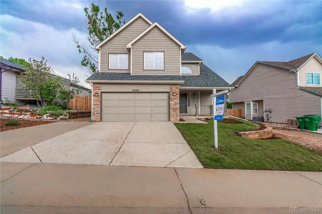 2026 Shiloh Drive, Castle Rock, CO 80104 (#4394794) :: The Gilbert Group