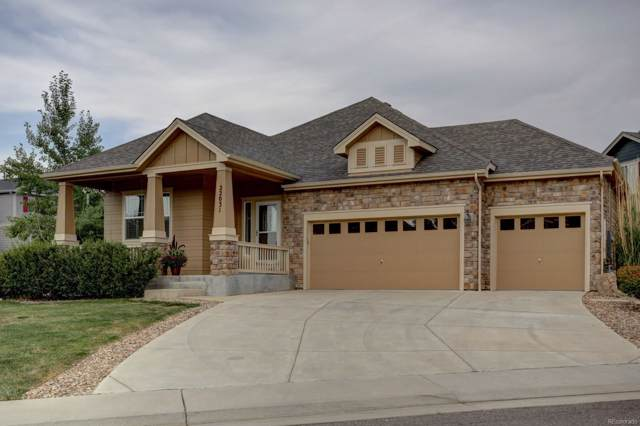 22031 E Pennwood Circle, Centennial, CO 80015 (#4394873) :: James Crocker Team