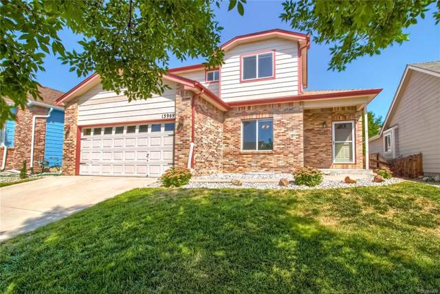 13969 E 106th Avenue, Commerce City, CO 80022 (#4395743) :: HomePopper