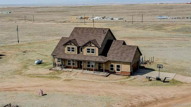 5485 N Yoder Road, Calhan, CO 80808 (#4396308) :: Sultan Newman Group
