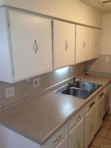 7355 E Quincy Avenue #103, Denver, CO 80237 (#4396558) :: The Griffith Home Team