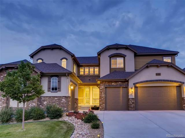 8202 S Langdale Way, Aurora, CO 80016 (#4397341) :: The HomeSmiths Team - Keller Williams