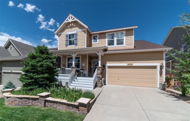 3172 Dragonfly Court, Castle Rock, CO 80109 (#4397398) :: The HomeSmiths Team - Keller Williams