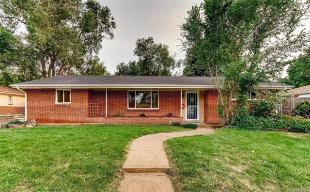 5890 W 34th Avenue, Wheat Ridge, CO 80212 (#4397549) :: The HomeSmiths Team - Keller Williams