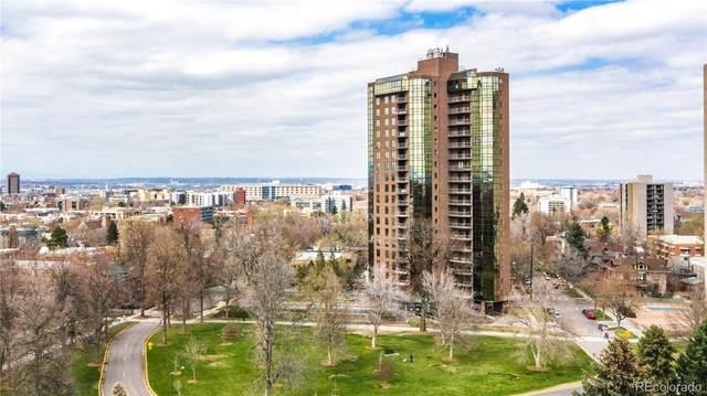 1299 N Gilpin Street 7E, Denver, CO 80218 (#4397846) :: Portenga Properties