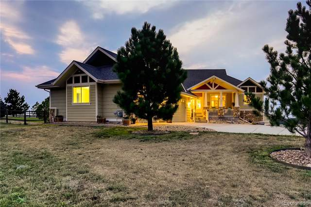 33340 Vantage Circle, Elizabeth, CO 80107 (#4397874) :: The Gilbert Group