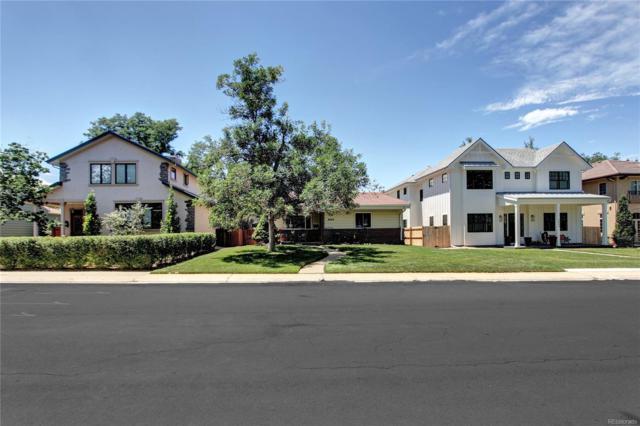 2667 S Cook Street, Denver, CO 80210 (#4398064) :: The Heyl Group at Keller Williams