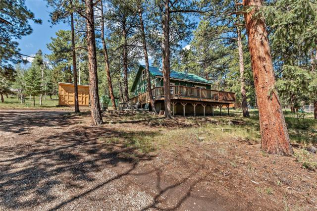704 Yellow Pine Drive, Bailey, CO 80421 (#4398321) :: Bring Home Denver