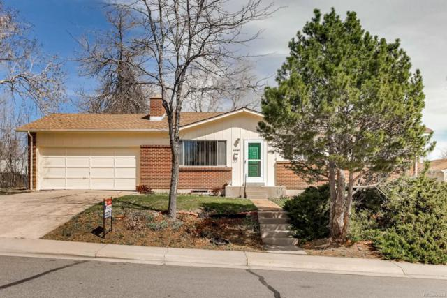 12163 W Maryland Drive, Lakewood, CO 80228 (#4398795) :: The Peak Properties Group