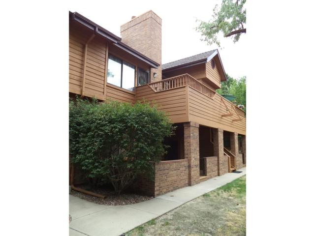 9400 E Iliff Avenue #37, Denver, CO 80231 (MLS #4398865) :: 8z Real Estate