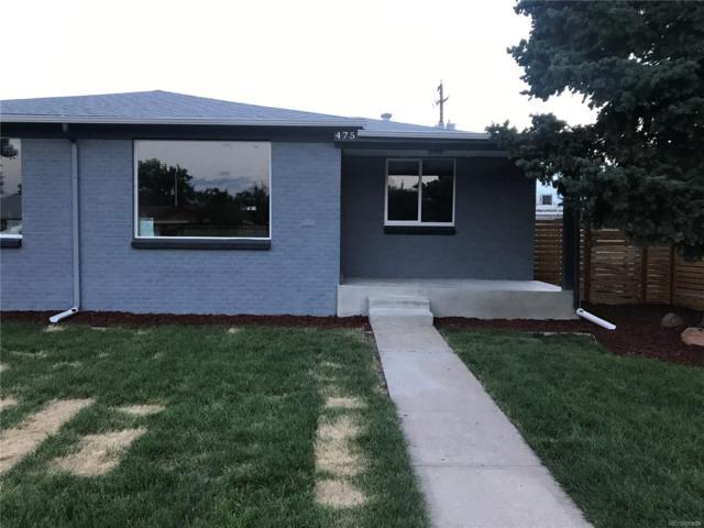 475 S Eliot Street, Denver, CO 80219 (#4398888) :: The DeGrood Team