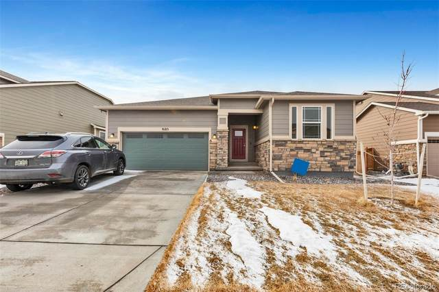 9185 Quintero Street, Commerce City, CO 80022 (#4398907) :: The DeGrood Team