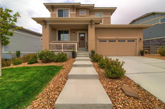 7100 S Robertsdale Way, Aurora, CO 80016 (MLS #4398982) :: Kittle Real Estate