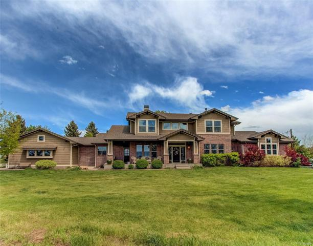 3502 Birch Avenue, Parker, CO 80134 (#4399094) :: The Heyl Group at Keller Williams