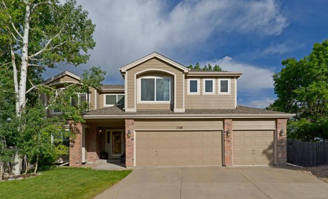 7188 S Parfet Court, Littleton, CO 80127 (#4399441) :: Colorado Home Finder Realty