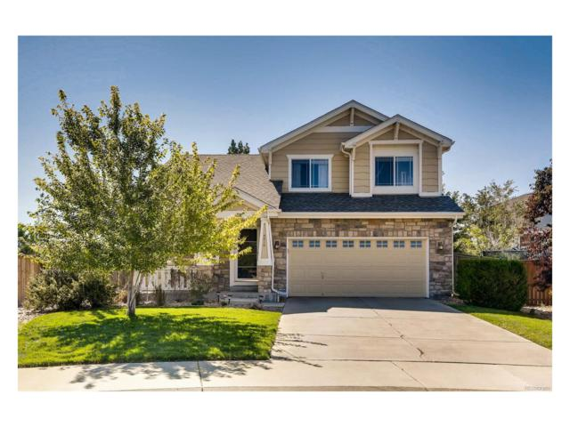4810 S Flat Rock Court, Aurora, CO 80016 (#4399543) :: The Healey Group
