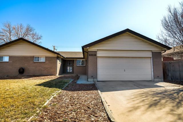 10340 Melody Drive, Northglenn, CO 80260 (#4399845) :: The Peak Properties Group