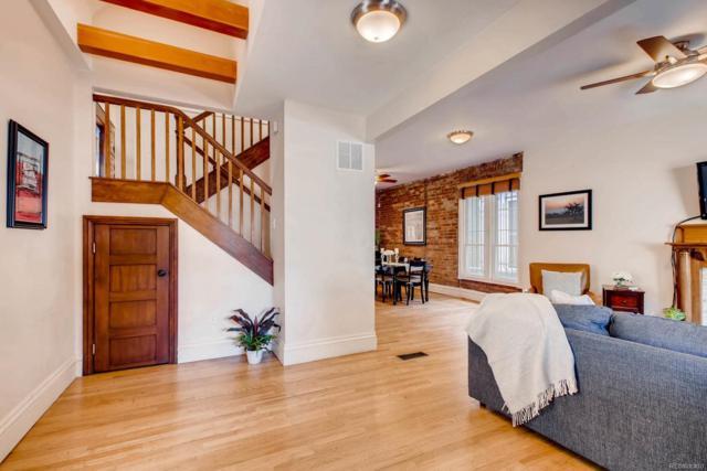 2350 N Lafayette Street, Denver, CO 80205 (#4399884) :: House Hunters Colorado