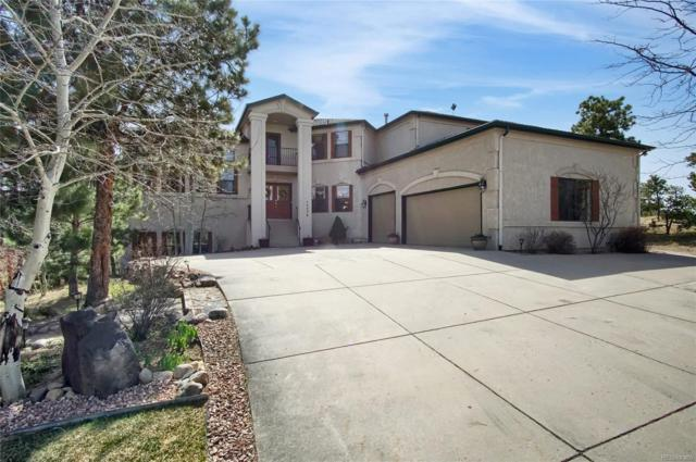 17775 Minglewood Trail, Monument, CO 80132 (#4400078) :: Wisdom Real Estate