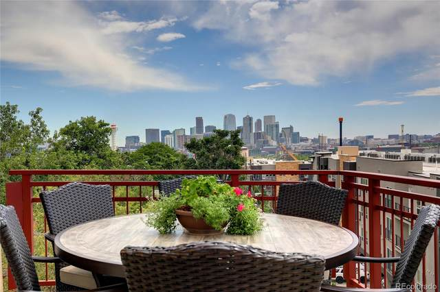 2240 N Clay Street #511, Denver, CO 80211 (#4400415) :: The Scott Futa Home Team