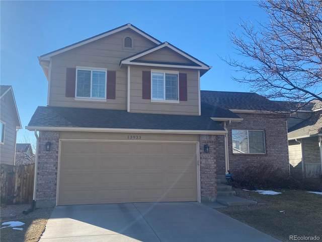 13933 Garfield Drive, Thornton, CO 80602 (MLS #4400876) :: 8z Real Estate