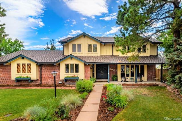 6003 S Glencoe Way, Centennial, CO 80121 (MLS #4401102) :: 8z Real Estate