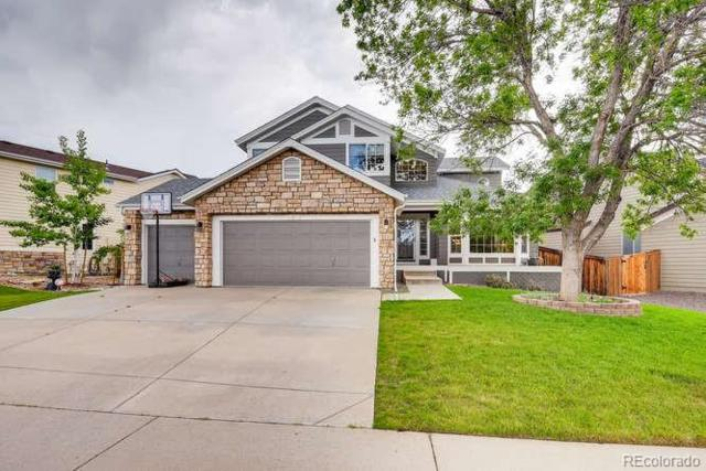 16577 Oakmoor Place, Parker, CO 80134 (#4401408) :: Mile High Luxury Real Estate
