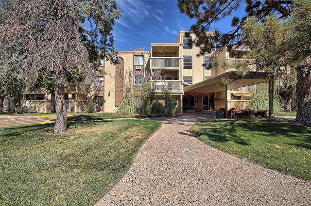 1306 S Parker Road #370, Denver, CO 80231 (MLS #4401716) :: 8z Real Estate