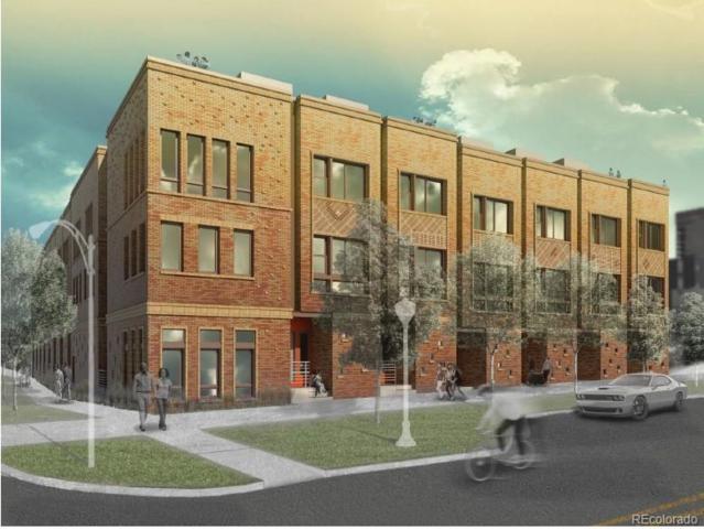 2200 Tremont Place #5, Denver, CO 80205 (#4401788) :: The Peak Properties Group