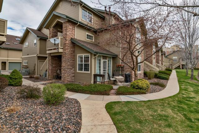 2840 W Centennial Drive A, Littleton, CO 80123 (#4402103) :: 5281 Exclusive Homes Realty