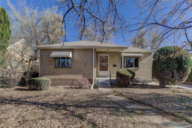 768 Jersey Street, Denver, CO 80220 (#4402715) :: Bring Home Denver