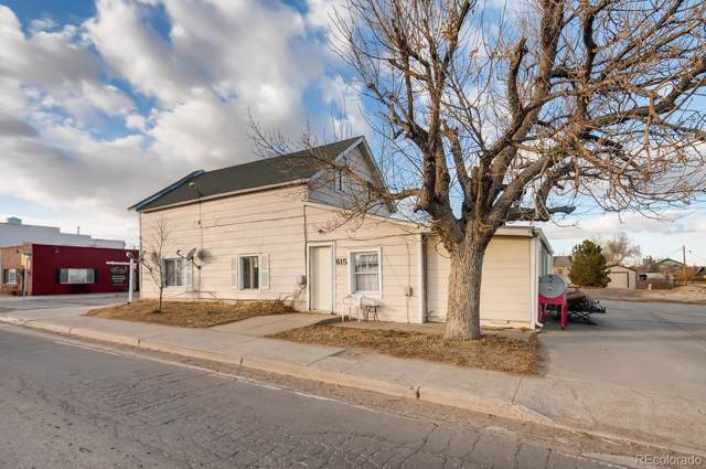 310 6th Street, Bennett, CO 80102 (MLS #4402869) :: 8z Real Estate