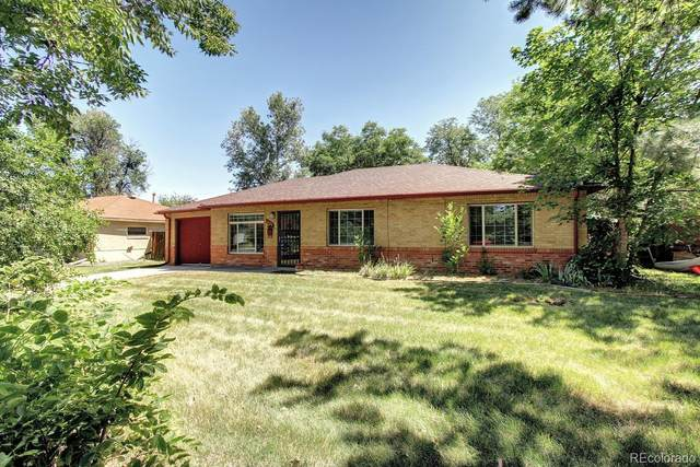 928 Scranton Street, Aurora, CO 80011 (#4403310) :: James Crocker Team