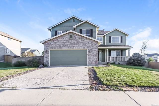 5864 Randolph Avenue, Castle Rock, CO 80104 (#4403343) :: Wisdom Real Estate