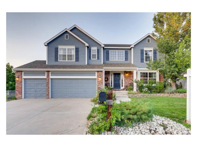 18149 E Caley Circle, Aurora, CO 80016 (MLS #4403434) :: 8z Real Estate
