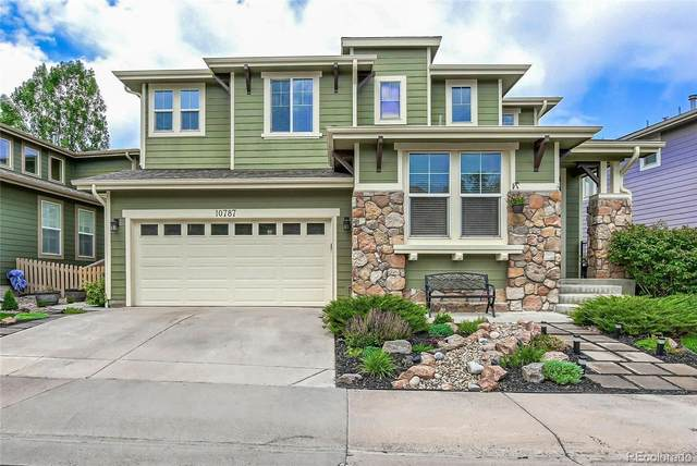 10787 Mountshire Circle, Highlands Ranch, CO 80126 (#4403593) :: The DeGrood Team