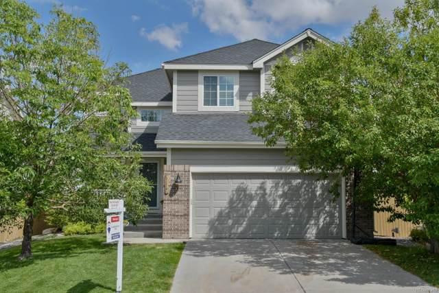 5758 S Zante Way, Aurora, CO 80015 (MLS #4403999) :: 8z Real Estate
