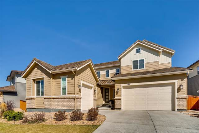 13847 Box Turtle Loop, Parker, CO 80134 (#4404080) :: The HomeSmiths Team - Keller Williams
