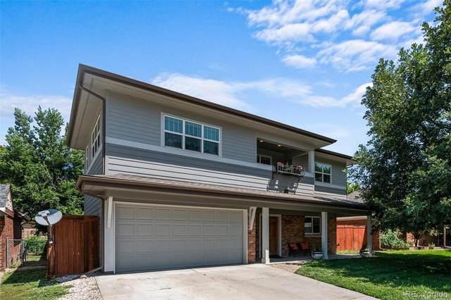 4633 W 26th Avenue, Denver, CO 80212 (#4404107) :: The Dixon Group
