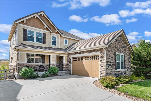 3376 Yale Drive, Broomfield, CO 80023 (#4404119) :: The DeGrood Team